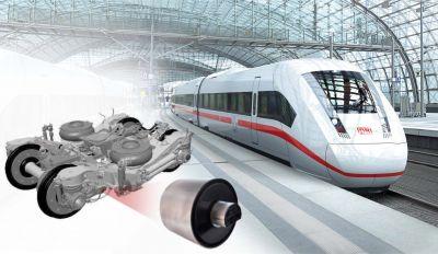 MTC suministra los primeros componentes de suspensión para los trenes ICx de Siemens