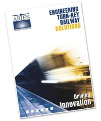 Aries Ingeniería presenta el Sistema de Levante de tren y bajada múltiple de bogíes