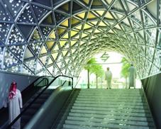 Idom realiza el proyecto y diseño del Metro de Riad