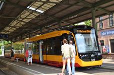 Comienza el servicio comercial de Vossloh Citylink NET 2012 en Karlsruhe