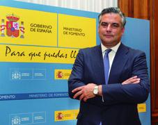 Jesús Silva, nuevo presidente de Ineco