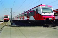 CAF se adjudica el proyecto de tren interurbano México-Toluca