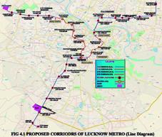 Metro de Lucknow