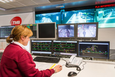 Nuevo Control de Tráfico Centralizado en La Sagrera supervisa todas las líneas del Metro de Barcelona