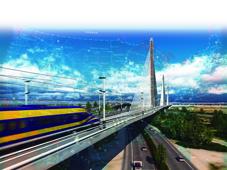 EE.UU. apuesta por mejorar  su red ferroviaria de pasajeros