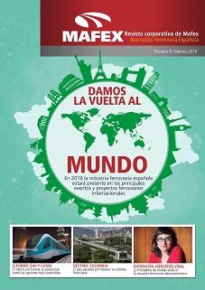 La industria ferroviaria española da la vuelta al mundo en 2016