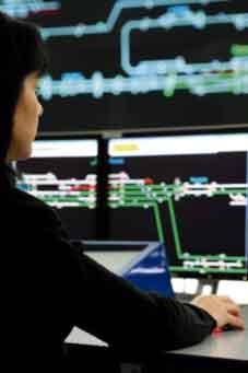 Nuevo centro de Control de Tráfico Centralizado para las Cercanías de Barcelona