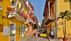 Colombia: mar, montaña y arte