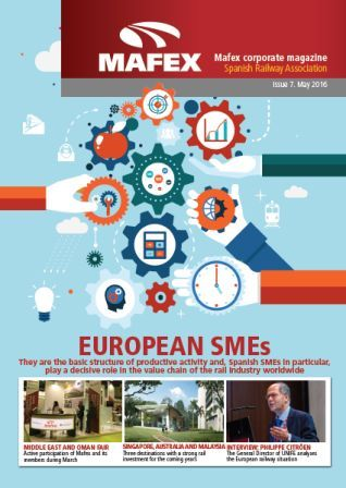The important role of SMEs in the railway sector