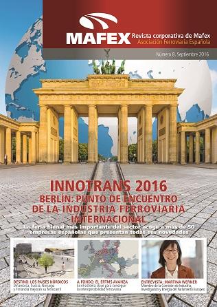The international railway industry gathers in Innotrans