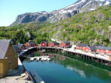 Países nórdicos: fusión de arte y naturaleza