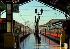 Chile mejora  el ferrocarril de carga y pasajeros