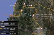 Chile: Tren Santiago-Valparaíso