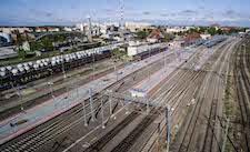 Estacion ferroviaria Malbork-COMSA