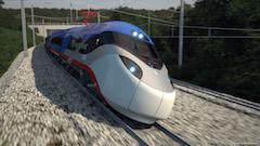 Tren-Tilting-Corredor nordeste EEUU