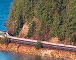ruta ferroviaria cascades