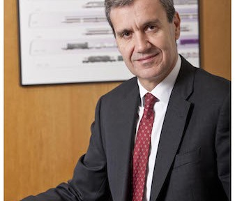 Juan Alfaro, Presidente de Renfe Operadora