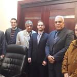 Mision estudio de Mafex a Egipto