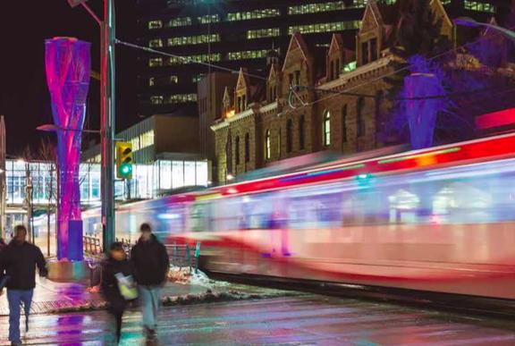 Canadá: Sistemas ferroviarios urbanos en pleno auge