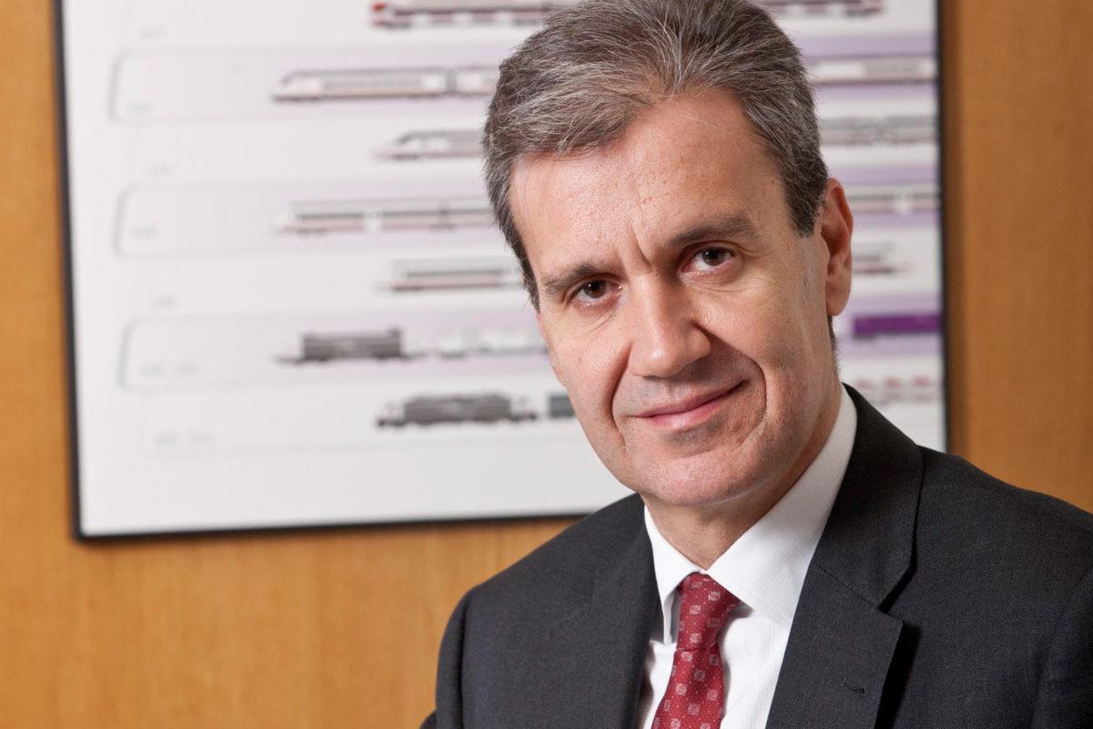 """Juan Alfaro, Presidente de Renfe Operadora: """"Queremos apostar por una mayor relación con el cliente"""""""