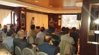 Jornada técnica sobre riesgo y seguridad eléctrica en el entorno ferroviario