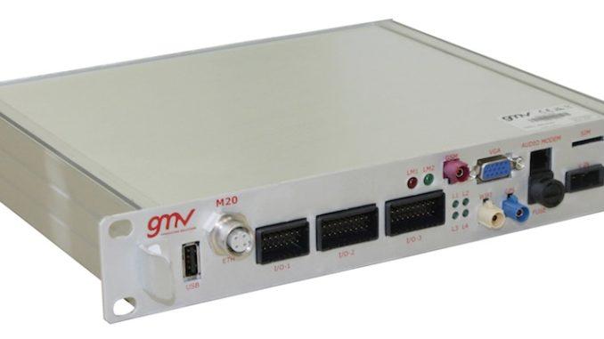 sistema de señalizacion para los trenes-Equipo GMV