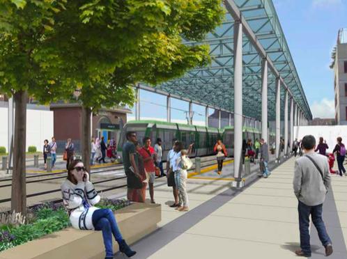 Algunos socios de Mafex con proyectos de transporte urbano en Canadá