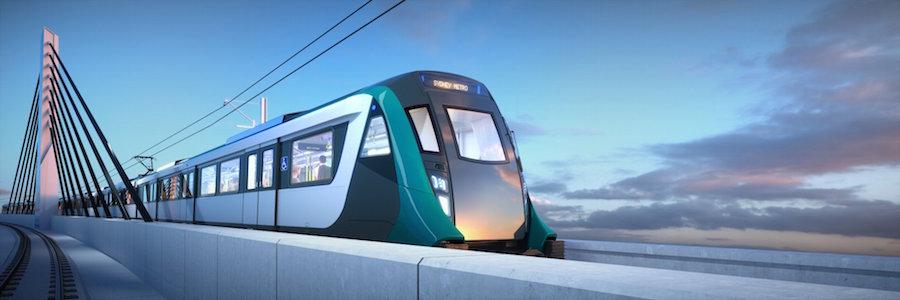Nueva Gales del Sur: El ferrocarril cobra fuerza en materia de transporte