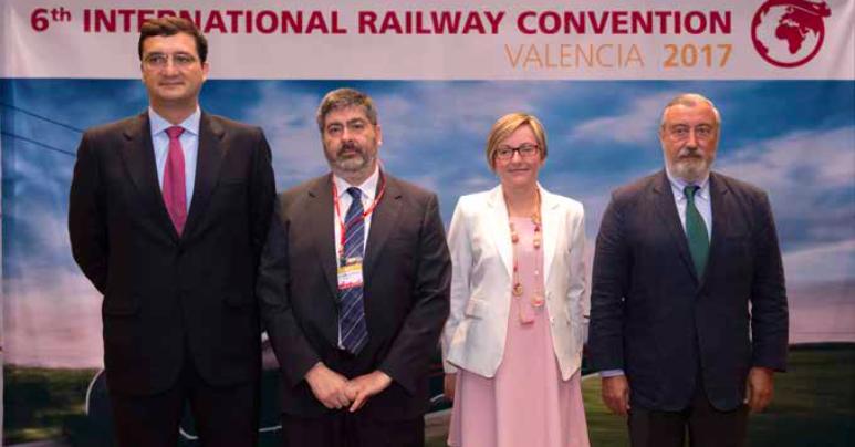 Balance positivo de la 6ª Convención Ferroviaria Internacional de Mafex
