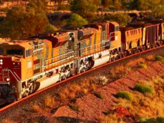 mercancias ferroviarias en australia