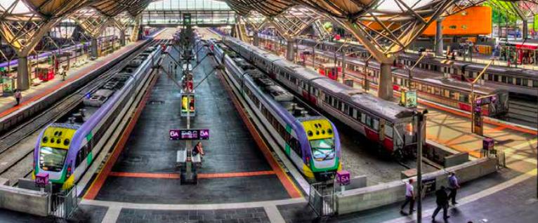 Transporte de pasajeros en Australia: Impulso en ciudades y conexiones regionale