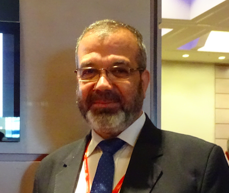Akram Shalaby, General manager of research and development of ENR