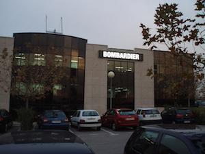 Bombardier Transportation España