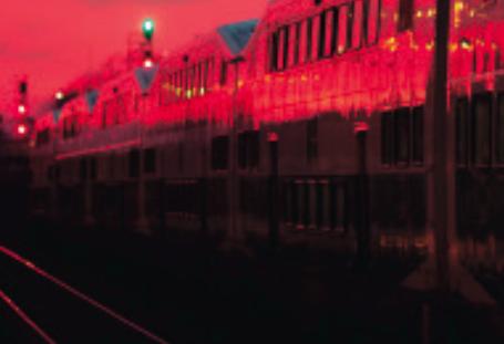 India: Un ferrocarril con intensa actividad en vías de grandes mejoras