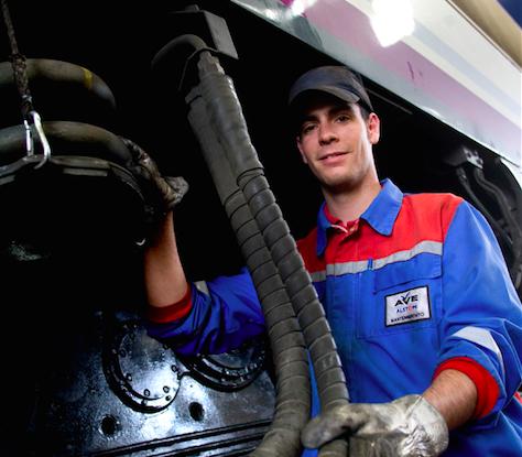 Alstom España obtiene la máxima certificación europea en materia de mantenimiento