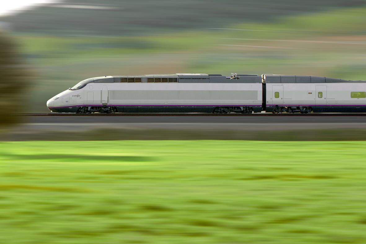 25 años de alta velocidad: Renfe avanza en eficiencia energética