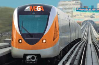 Metro en India: La gran respuesta al crecimiento de la población