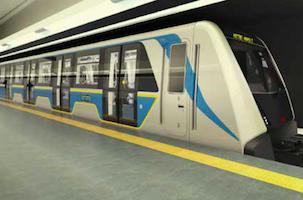 CAF firma un contrato con el Metro de Nápoles