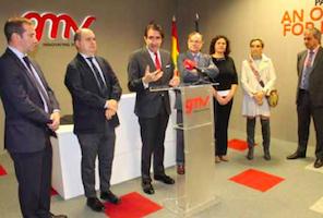 GMV inaugura nuevas oficinas en Castilla y León