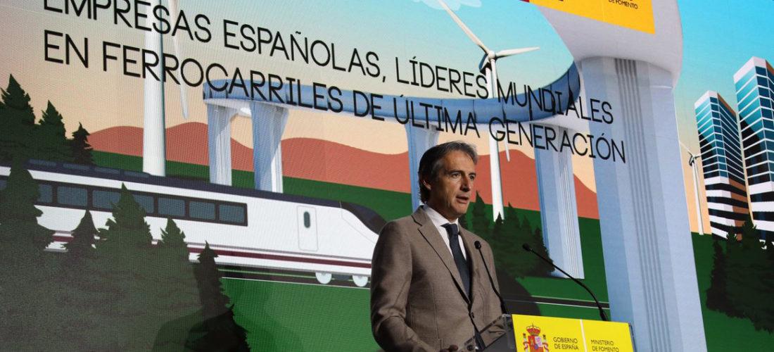 MAFEX, en el acto de Marca España sobre la tecnología ferroviaria española