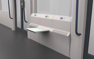 SEGULA TECNOLOGIAS desarrolla nuevos conceptos de interiorismo para el sector ferroviario