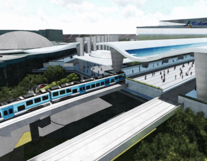 Urban transport in the Philippines: More light rail projects in Manila
