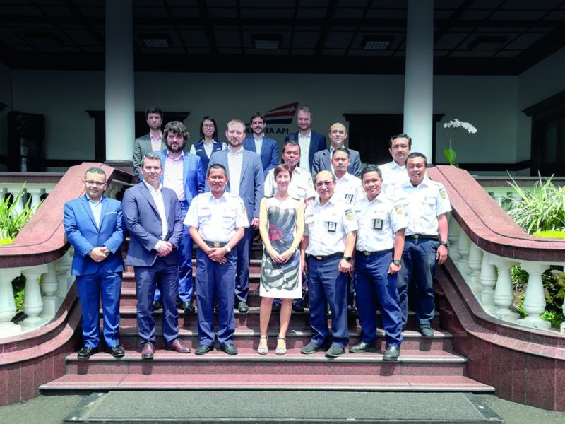 Delegación empresarial de Mafex a Filipinas e Indonesia