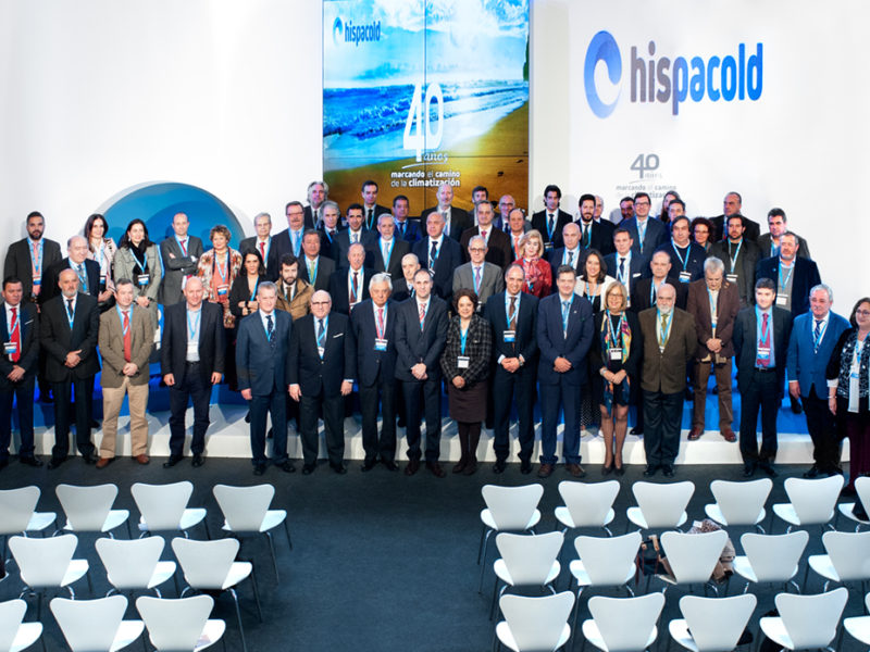 Hispacold celebra su 40 aniversario