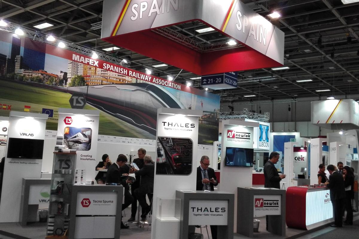 Spanish industry prepares for InnoTrans 2018