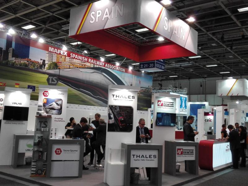 La industria española se prepara paraInnotrans 2018
