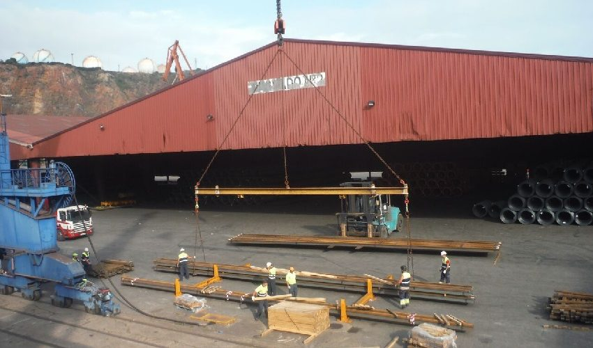 Lamaignere desarrolla su experiencia en el sector ferroviario con el proyecto Tren Toluca (Mexico)