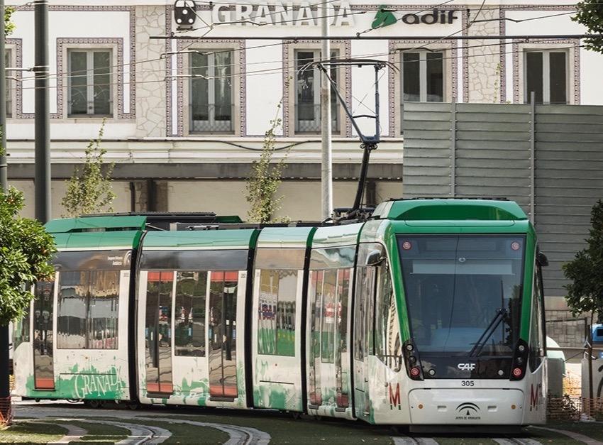 Avanzada tecnología tranviaria para el Metro de Granada