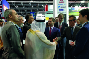 Noteworthy participation of Spanish companies in the Middle East Rail