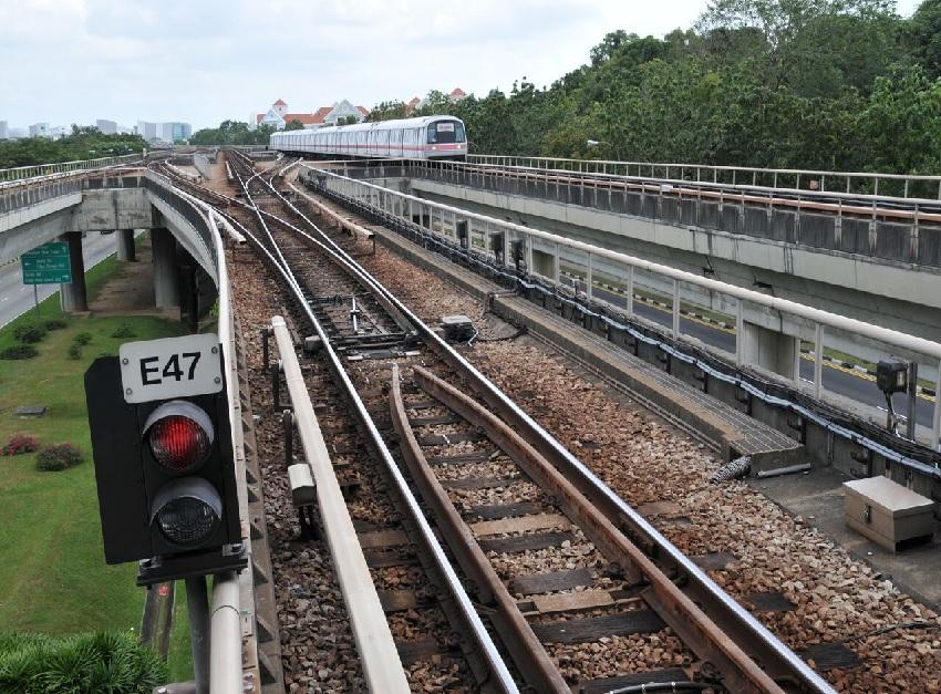 Siemens instalará su tecnología de señalización ferroviaria en la extensión de la Dowtown Line en Singapur